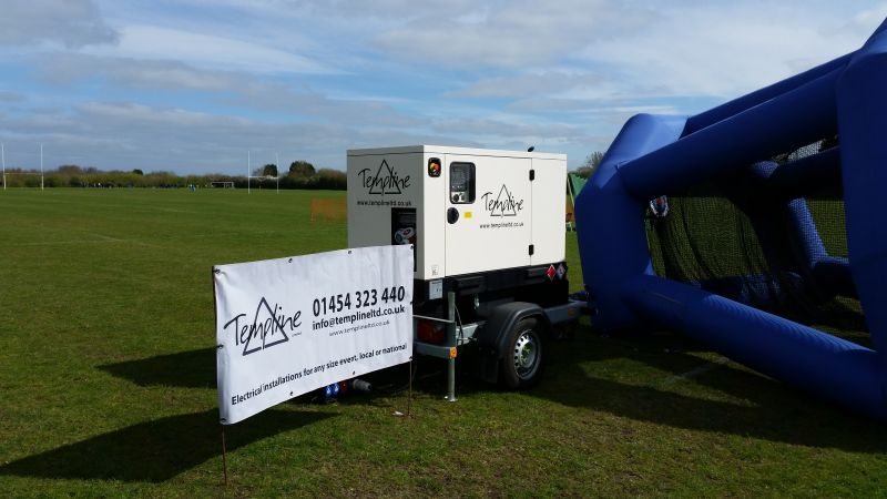 Chipping Sodbury Rugby Club Family Fun day 2015
